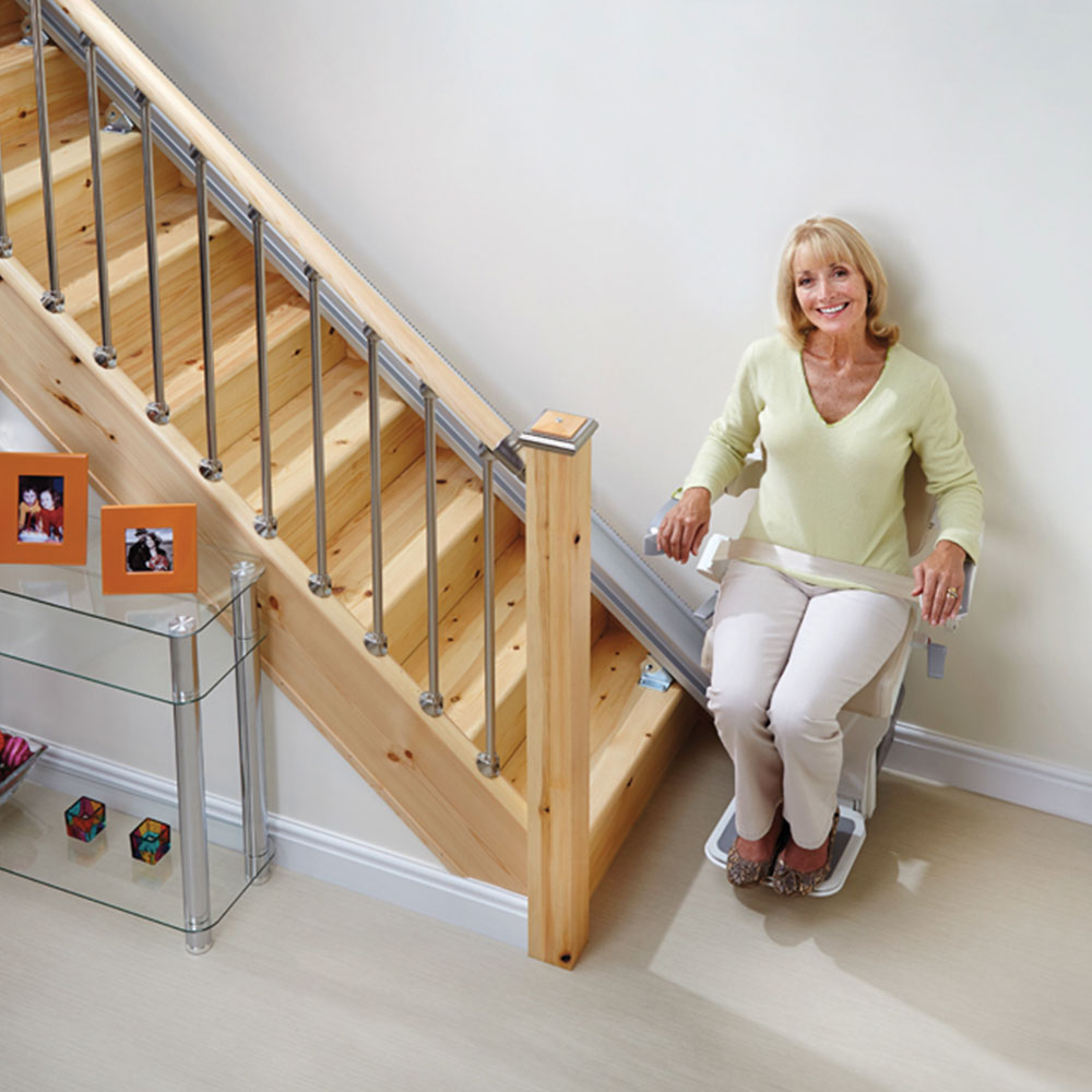 straight stairlift benefits